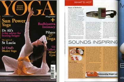 Yoga Magazine Review